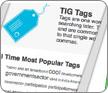 New Bookmarking Tools on TIG