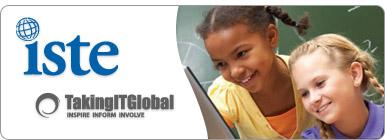 ISTE; TakingITGlobal